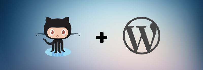 GitHub and WordPress