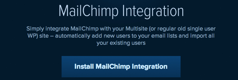 mailchimp-integration