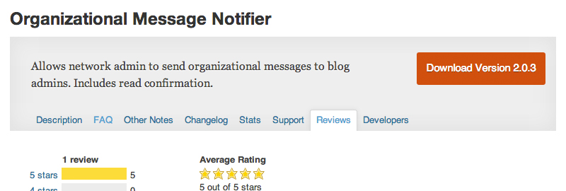 organizational-message-notifier