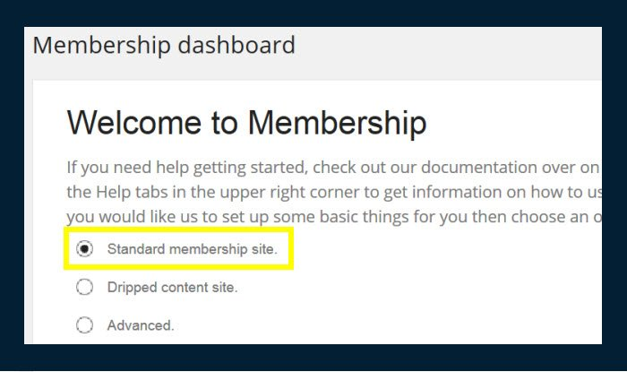 standard-membership