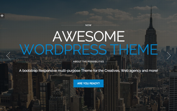 25 Newly Released Parallax Themes That Will Knock Your Socks