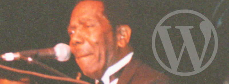 WordPress 3.9 honors jazz great Jimmy Smith.