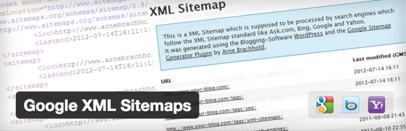 google-xml-sitemaps WordPress Plugins 2014