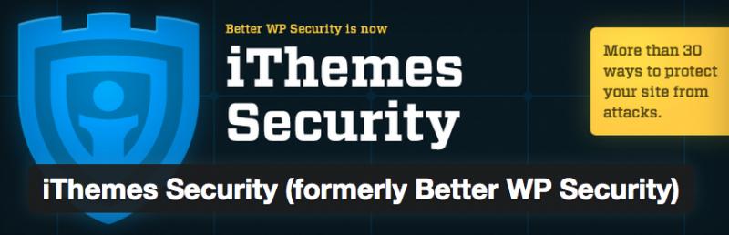 ithemes-security WordPress Plugins 2014