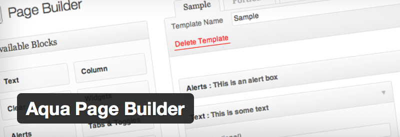 how to wordpress create a blog with page builder