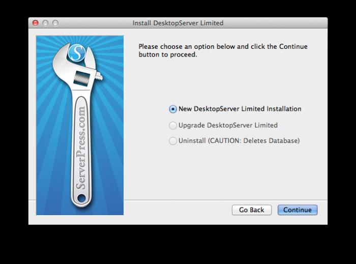 DesktopServer product