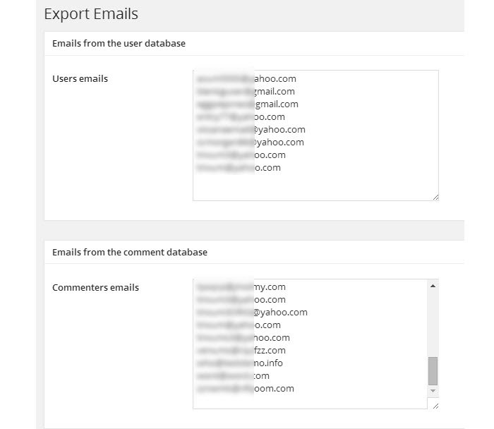 export-emails-plugin