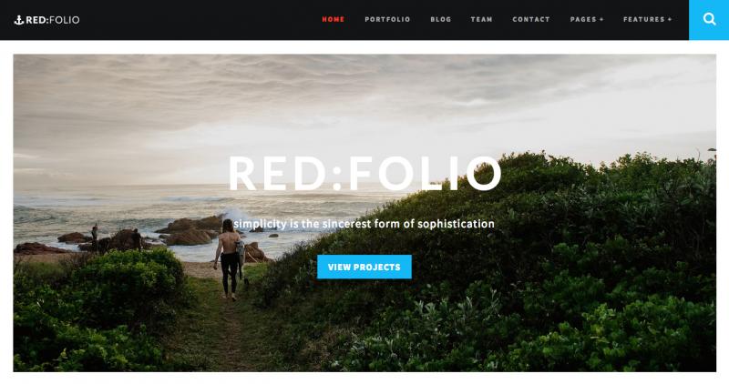 redfolio