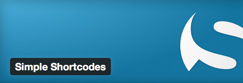 Simple Shortcodes
