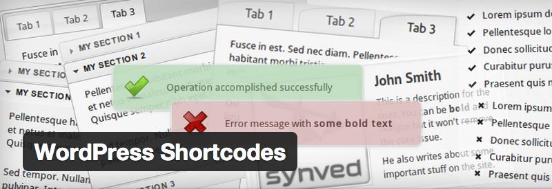 wordpress-shortcodes