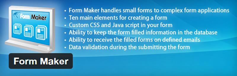 form-maker