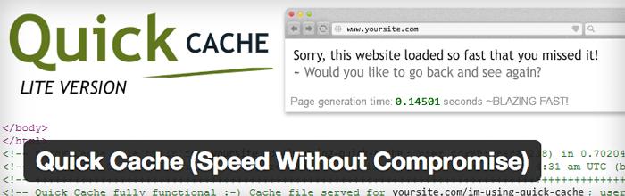 Rápido-cache
