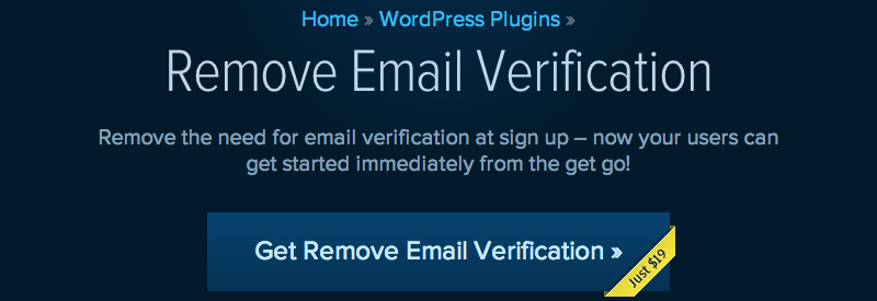 remove-email-verification