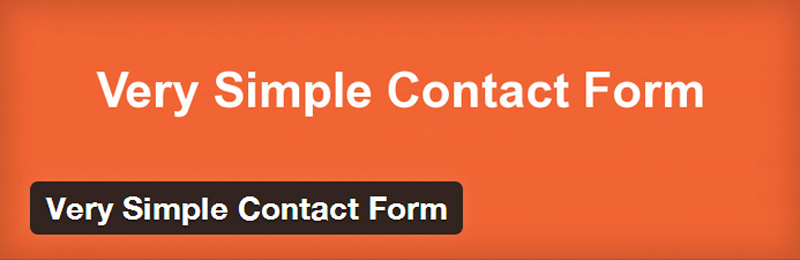 very-simple-contact-form