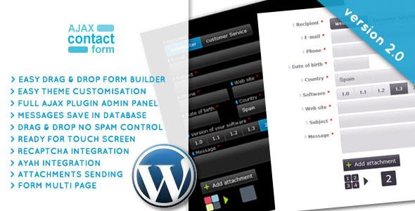 wordpress-ajax-contact-form