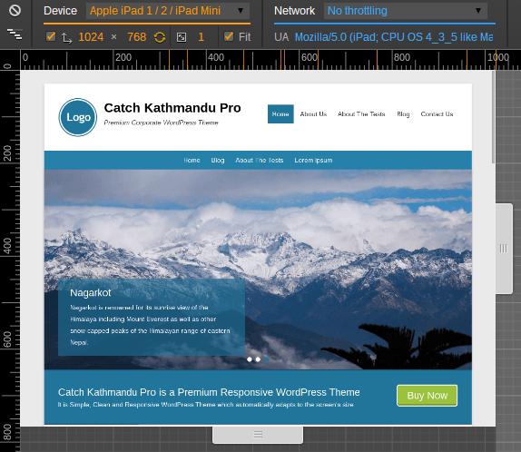 Catch Kathmanu preview