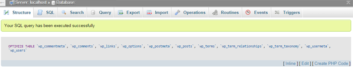 Successful Database Optimization