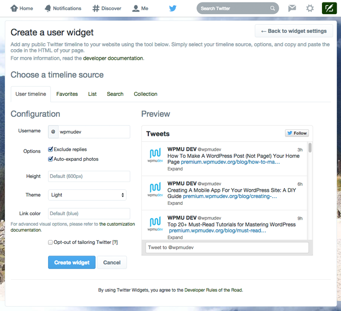 Integrating Twitter into WordPress: The Ultimate Guide ...