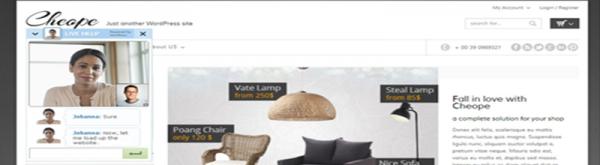 VeriShow's WordPress plugin is a great way to provide superior customer service