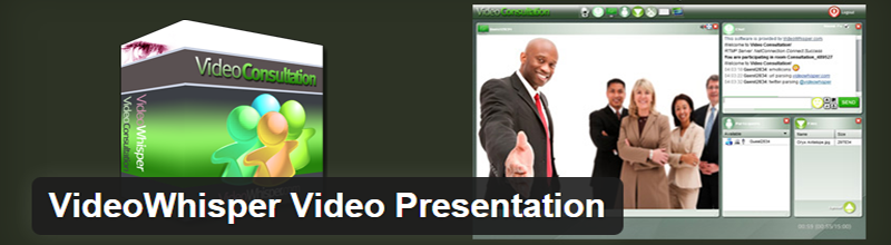 If you need to conduct business meetings right from your WordPress site, VideoWhisper's Video Consultation plugin is an amazing option.