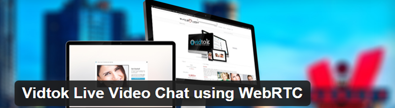 Vidtok video chat plugin is fantastic for one on one consultations or appointments