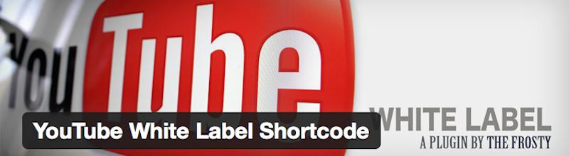 youtube-white-label-shortcode