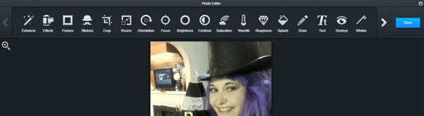 Aviary Photo Editor plugin for WordPress