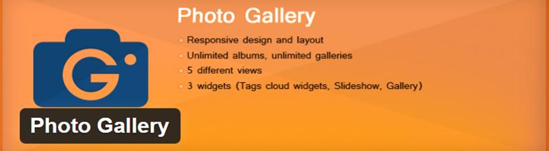 Photo Gallery WordPress Plugin by Web Dorado