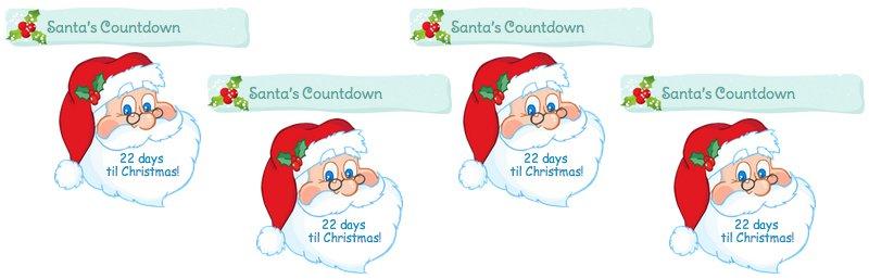 santas-countdown-widget