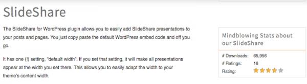 Making SlideShare Shine in WordPress - WPMU DEV