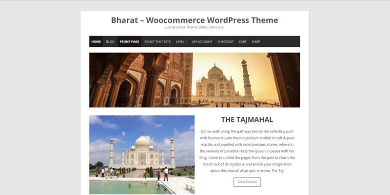 Bharat theme