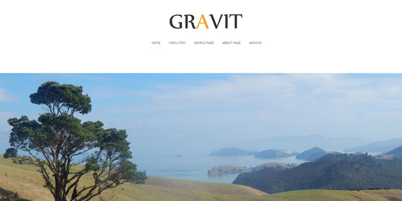 Gravit Theme