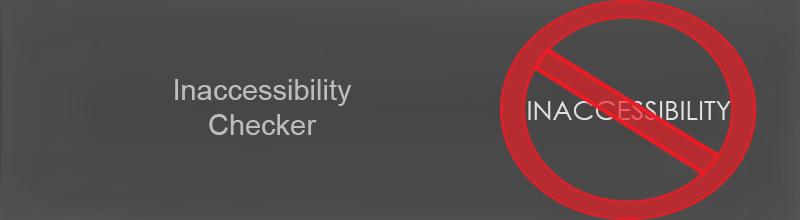 Inaccessibility Check plugin