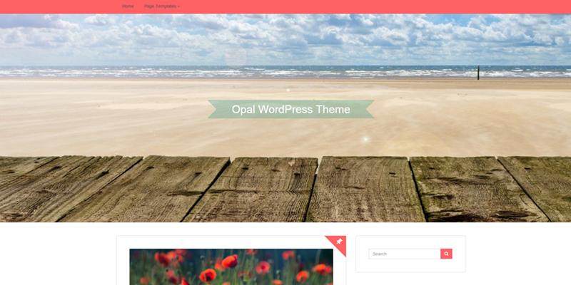 Opal theme