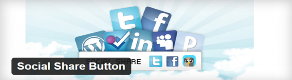 Social Share Button plugin