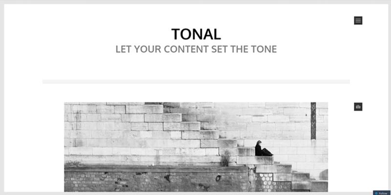 Tonal theme