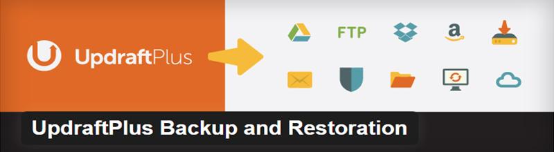 UpdraftPlus Backup and Restoration plugin
