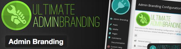 Admin Branding