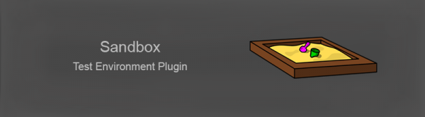 Sandbox WordPress plugin