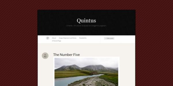 Quintus theme