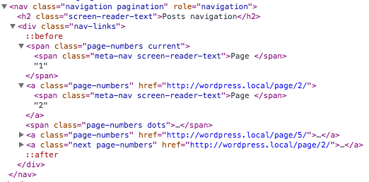 Pagination Source