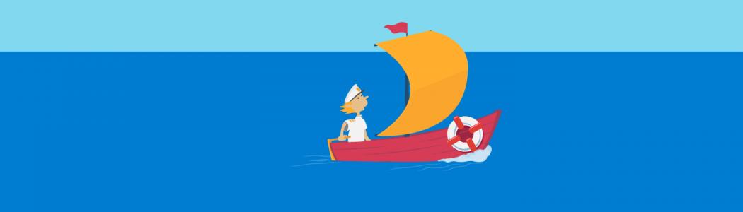 Smoothing sailing