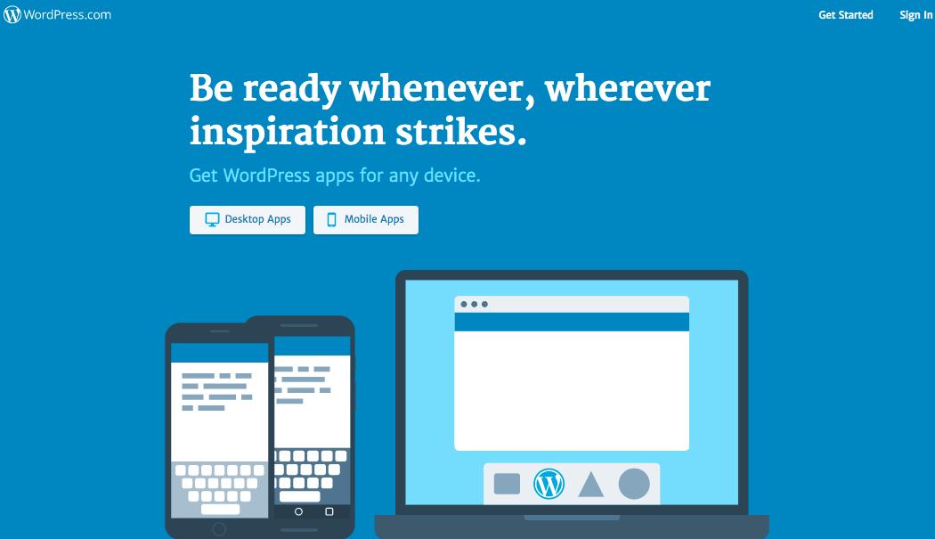 WordPress.com –the O.G.