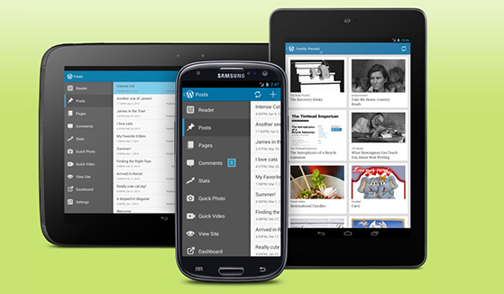 WP for Android