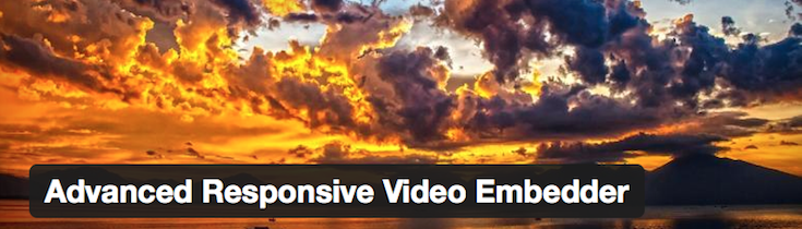 advanced-resposnive-video-embedder