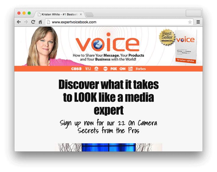 Expert Voice Book