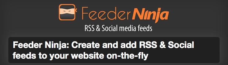 feeder-ninja