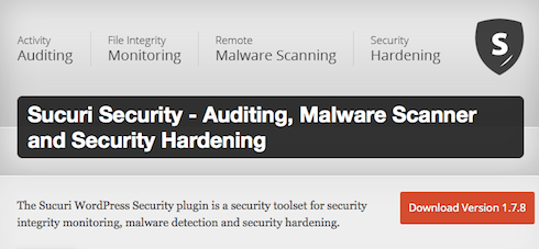 Security plugins bolster your site's defenses and improve your credibility.