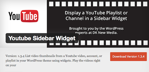 Widgets can add a whole new world of function to your site.
