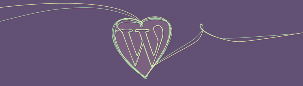 The heart of WordPress